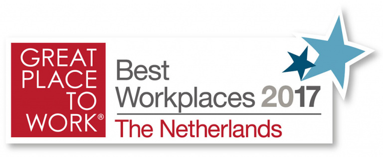 Synthon - a Best Workplace in the Netherlands (2017)